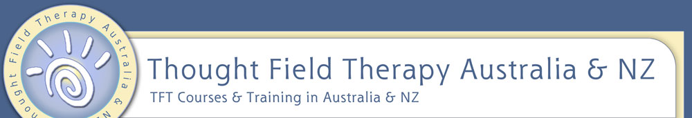 Thought Field Therapy, Australia and New Zealand